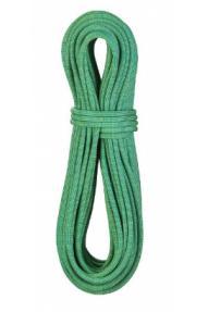 Set enojna plezalna vrv Edelrid Eagle Light 9,5mm 70m + Mega Jul Kit