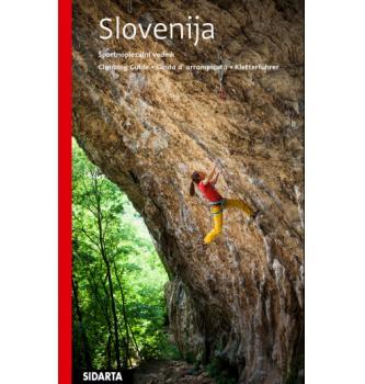 Slovenija- športnoplezalni vodnik