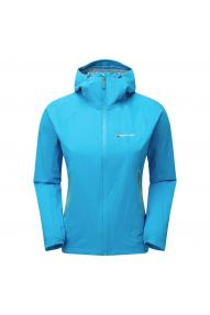 Frauen wasserdichter Windstopper Montane Minimus Stretch Ultra