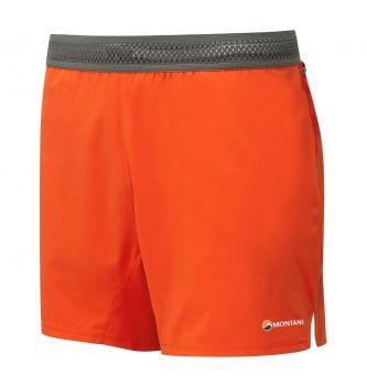 Kratke muške hlače za trčanje Montane Fang
