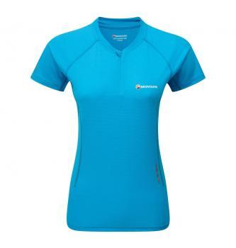 Montane Snap Zip T-shirt Womens