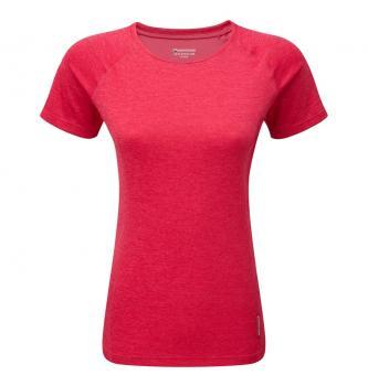 Ženska aktivna kratka majica Montane Dart