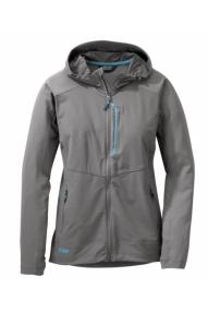 Giacca softshell donna Outdoor Research Ferrosi