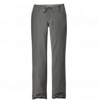 Lagane ženske planinarske hlače Outdoor Research Ferrosi