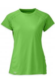 Ženska aktivna majica kratkih rukava Outdoor Research Echo