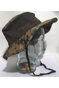 Kappe Bushcraft How Weather hat USMC print