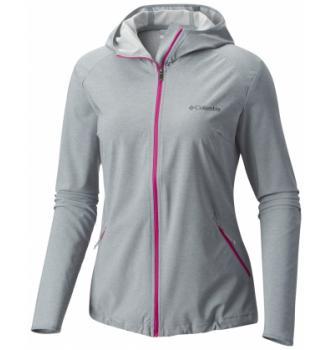 Women softshell jacket Columbia Heather canyon