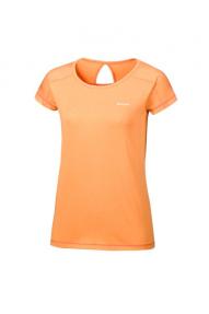 Frauen aktives T-Shirt Columbia Peak to point