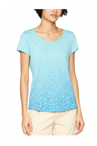 Frauen T-Shirt Columbia Ocean Fade