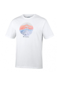 Moška kratka majica Columbia Mountain Sunset