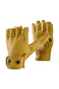 Handschuhe für Klettersteige und Sichern Black Diamond Stone