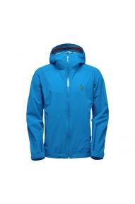 Mens waterproof jacket Black Diamond Stormline Stretch