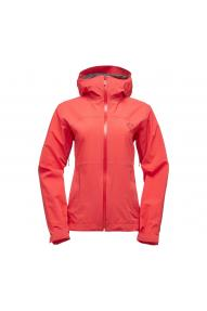 Womens waterproof jacket Black Diamond Stormline Stretch