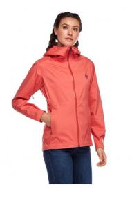 Frauen Windjacke Black Diamond Stormline Stretch