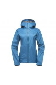 Womens waterproof jacket Black Diamond Stormline Stretch