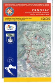 Zemljevid HGSS Crnopac 27