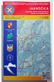 Zemljevid HGSS Ivanščica 09