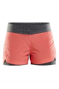 Pantaloncini corsa da donna Craft Breakaway 2 in 1