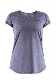 Ženska aktivna kratka majica Craft Eaze Melange