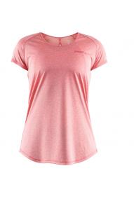 Frauen aktives T-Shirt Craft Eaze Melange