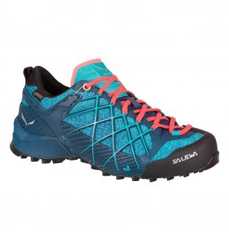 Women approach shoes Salewa Wildfire GTX