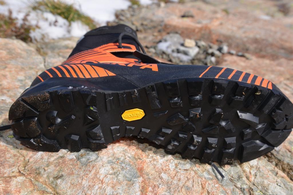 Scarpone alto escursionismo Scarpa Ribelle Lite OD - Kibuba ... 7cfb725143d