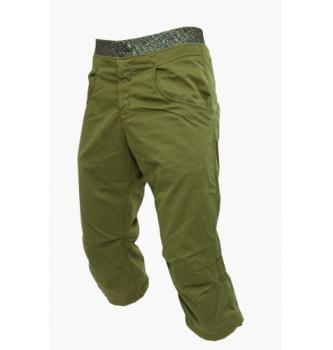 Pantaloni 3/4 arrampicata uomo arrampicata Nograd Sahel