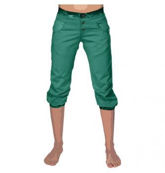Ženske 3/4 plezalne hlače Nograd Sahel
