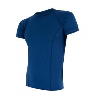 Muška majica kratkih rukava Sensor Merino Air