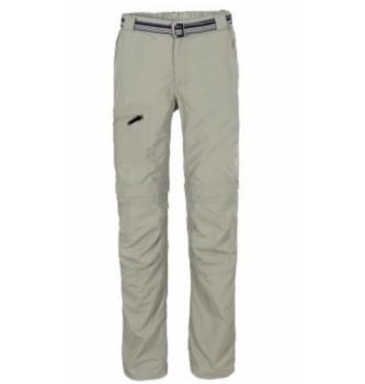 Muške lagane planinarske zip-off hlače Milo L'Gota
