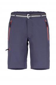 Kratke muške planinarske hlače Milo Rengo