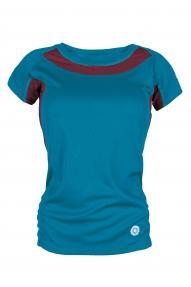 Ženska aktivna majica kratkih rukava Milo Tlell