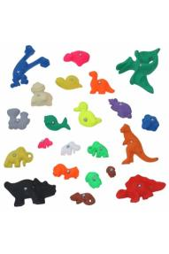 Set of holds for kids Zoo