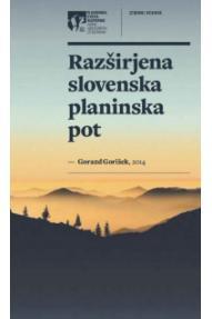 PZS Reiseführer Erweiterte slowenische Bergroute