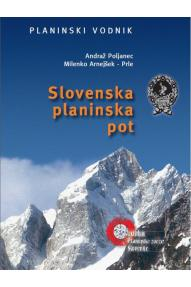 Vodnik PZS slovenska planinska pot