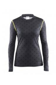 Women long sleeve shirt Craft Polka