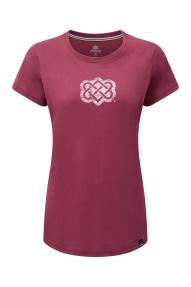 Womens Sherpa Endless Knot tee