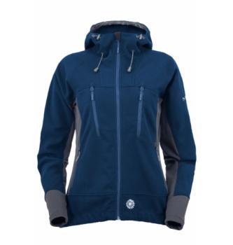 Women fleece jacket Milo Yuko