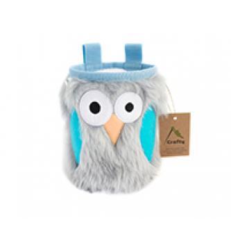 Vrečka za magnezij Crafty Furry Owl