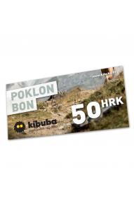 Kibuba Poklon Bon 50 HRK