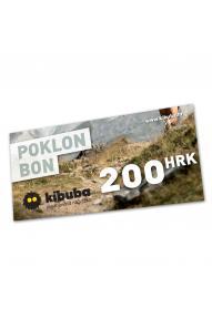 Kibuba Poklon bon 200 kn
