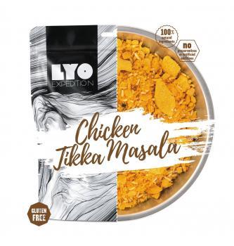 Dehidrirani obrok LYO Piletina Tikka Masala 370g
