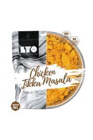 Gefriergetrocknete Mahlzeit LYO Brathänchen Tikka Masala 370 g