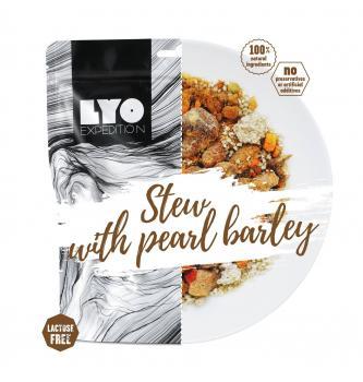 LYO Pork Stew with Pearl Barley