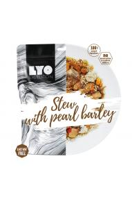 LYO Pork Stew with Pearl Barley 370g