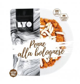 Dehidrirani obrok LYO Penne Bolognese 500g