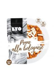 Gefriergetrocknete Mahlzeit LYO Penne Bolognese 500 g