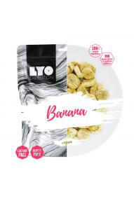 Gefriergetrocknete Mahlzeit LYO Banane 30 g