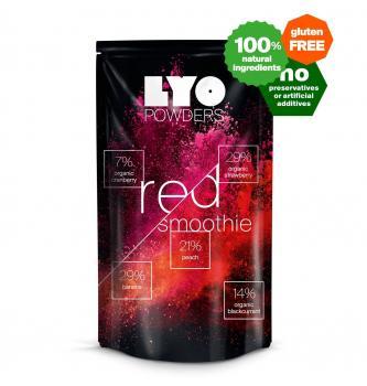Gefriergetrocknete Mahlzeit LYO Red Smoothie 42 g