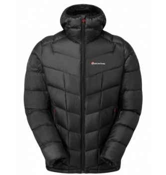 Warme Herren Daunenjacke Montane North Star Lite